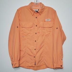 Magellan magwick vented fishgear long sleeve shirt